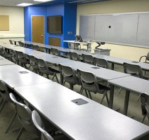 University of Pittsburgh College of Business Administration Multi-Media Classroom Renovation