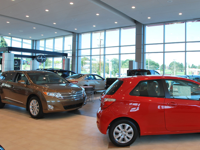 Toyota Dealers Pa >> Kenny Ross Toyota/Scion | Pyramid Engineering PC